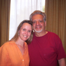 Paul Dennison et Brigitte Bataille