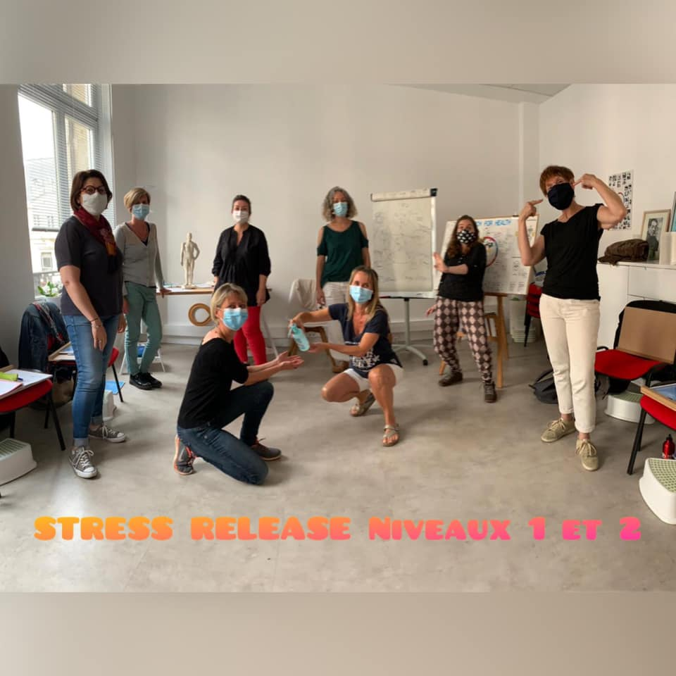 Stress release 1&2